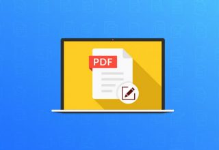 Como editar um arquivo PDF online e no PC