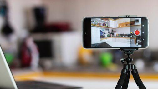Como usar a câmera do celular como webcam