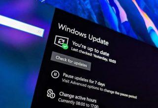 Como reparar o Windows Update no Windows 10