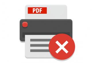 Como imprimir um PDF bloqueado para impressão