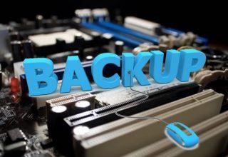 Como fazer backup dos drivers de hardware