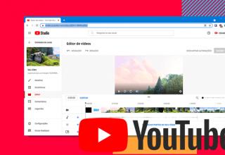 Como recortar vídeos usando o editor do Youtube