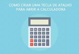 Como criar uma tecla de atalho para a calculadora